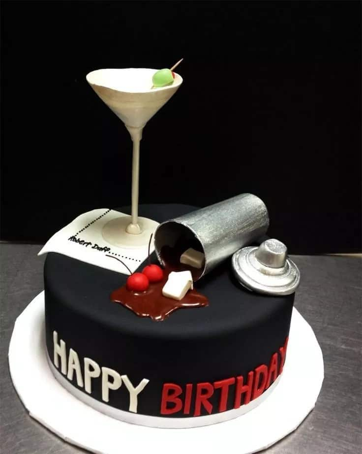 Birthday Cake For Hubby With Name Cakes And Cookies Gallery