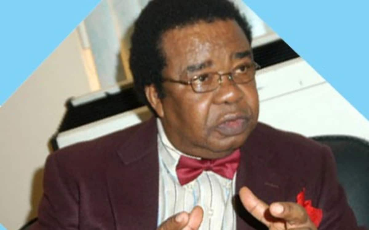 Ex Minister Advises Churches Against Patronising People With Questionable Wealth