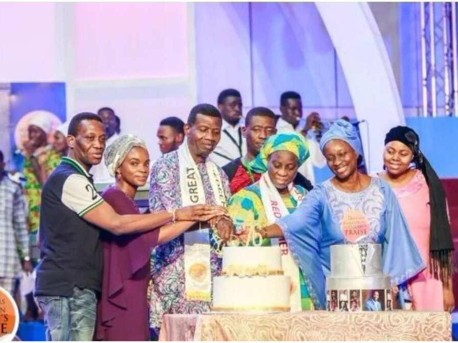 Birth Day of Pastor Enoch Adeboye