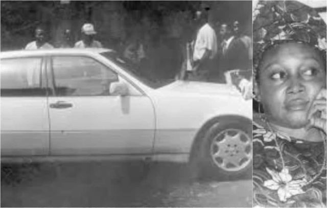 The inside story of the brutal murder of Kudirat Abiola in Lagos ...