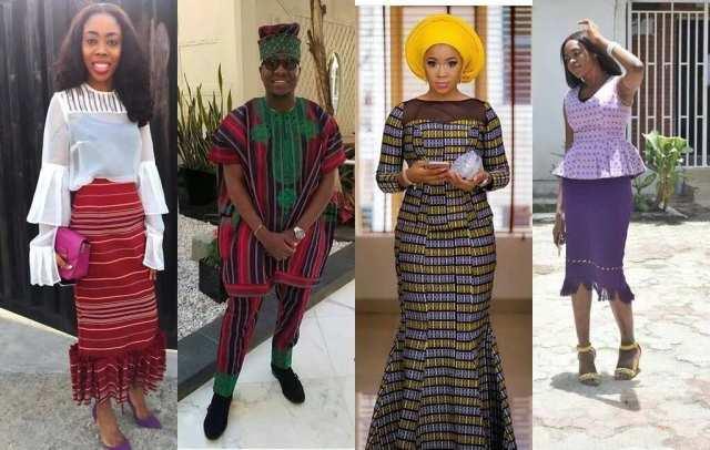 Fashion in Nigerian traditional styles