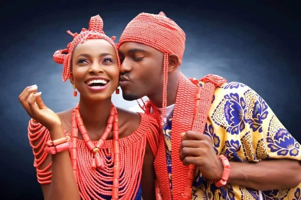 Traditional clothing for Igbo men
