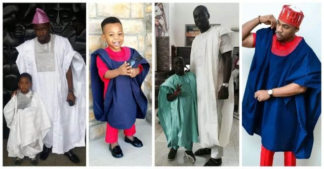 Nigerian traditional styles for men with kufi 2017