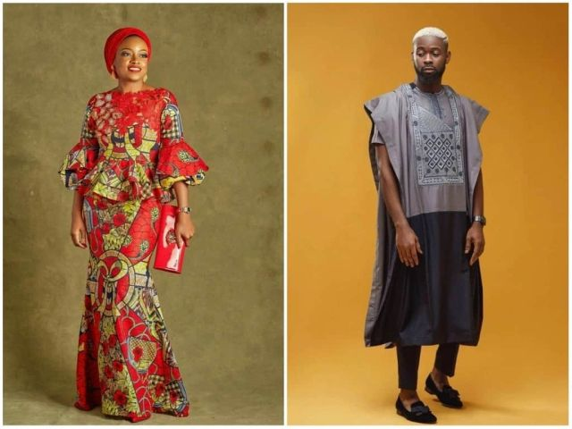Image result for simple Nigerian fashion style