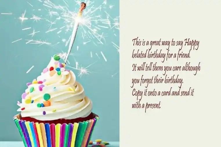 Happy belated birthday quotes and wishes ▷ Tuko.co.ke