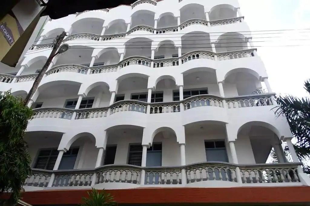 Cheap hotels in Mombasa