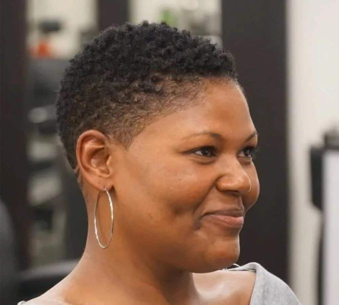 short haircut styles for black women - bikenya guide