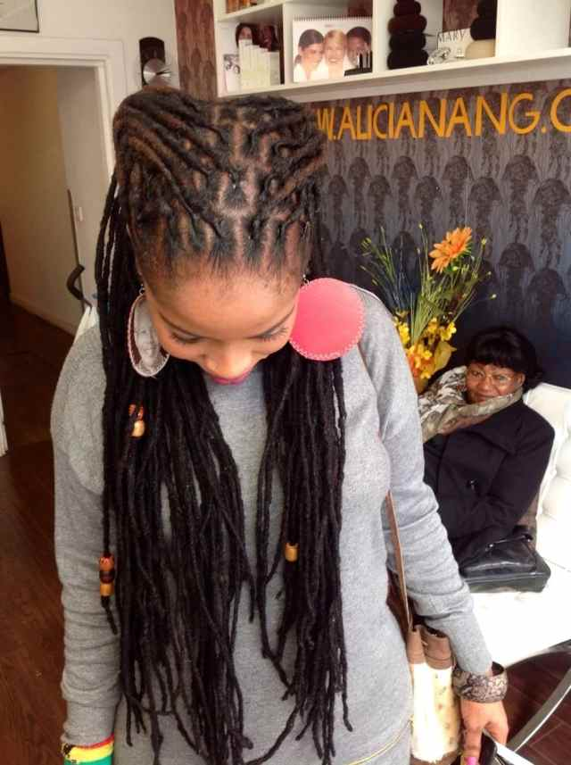 60 dreadlock hairstyles for women 2019 (pictures) ▷ tuko.co.ke