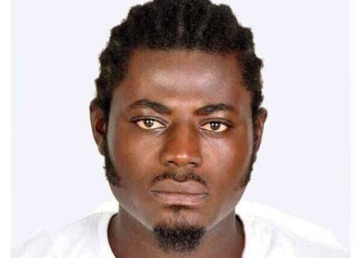 The late Kumawood actor Abass Blinkz. Photo credit: Supplied