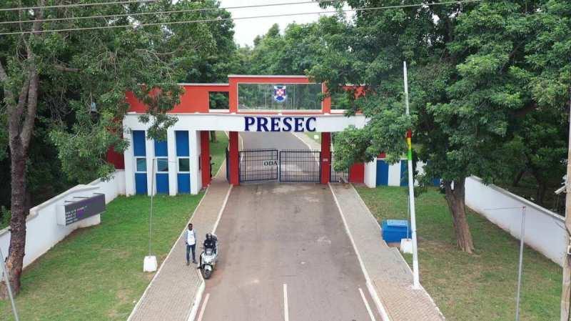 most beautiful SHS entrances in Ghana