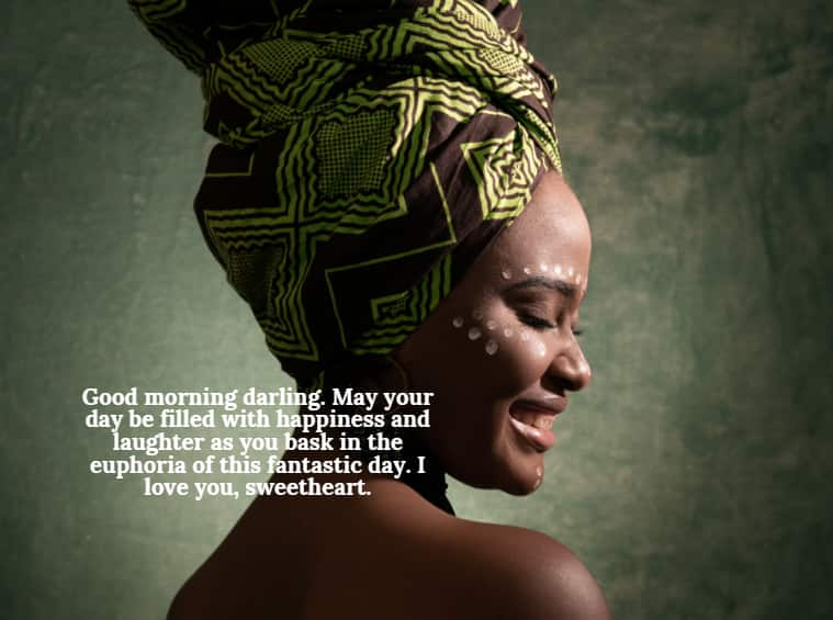 Good Morning And Happy Sunday Message For Her