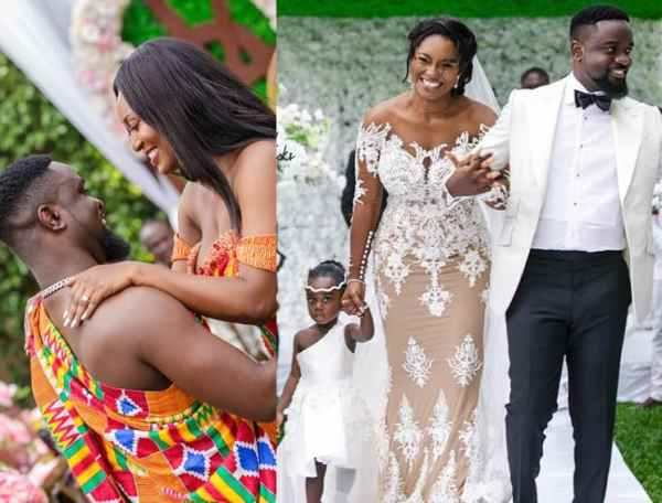 5 Facts About Sarkodie's wife Tracy that you did not know