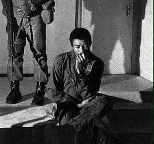 Rare photo of Rawlings in jail pops up ▷ YEN.COM.GH