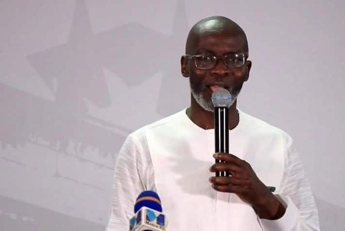 Gabby Otchere-Darko announces search for NAM1 as he breaches bail condition and runs away