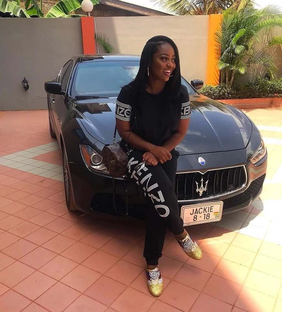 Photos of the luxurious cars, houses of Jackie Appiah