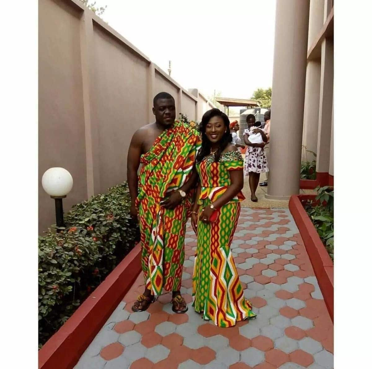 Ghanaian Engagement list among the Ewes traditional marriage customary marriage engagement dress