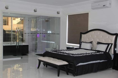 Welcome to Asamoah Gyan's 3million dollar mansion(Photos)
