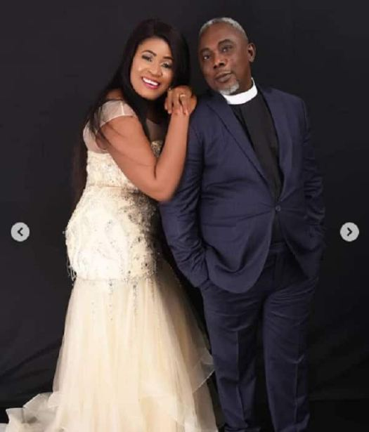 Nayas 1 and Kumawood's Apostle John Prah. Photo credit: Nayas Instagram