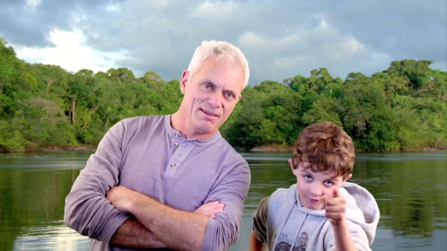 All New River Monsters Adventures With Jeremy Wade And Wyatt River Monsters Animal Planet