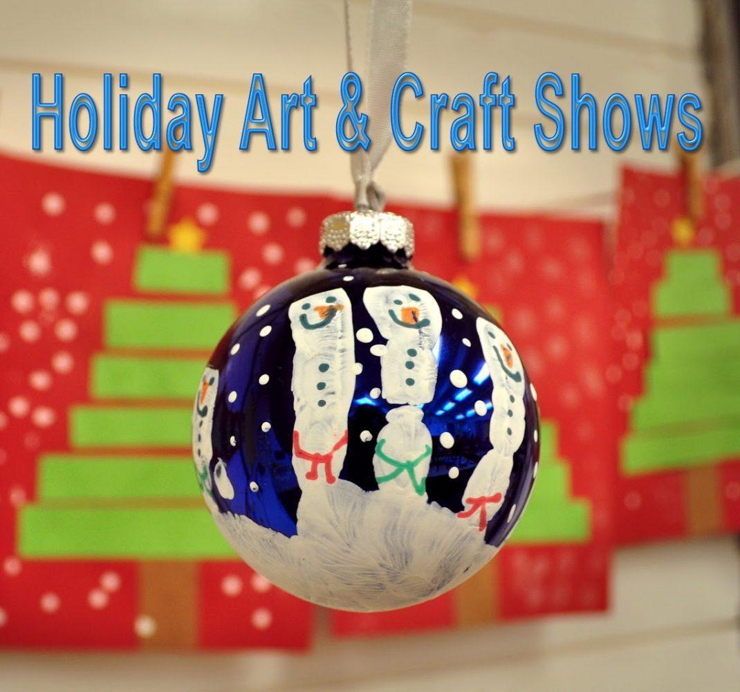 Warren Woods High School Craft Show