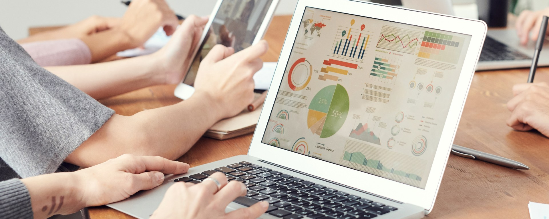 5 Benefits of using data analysis to grow your business