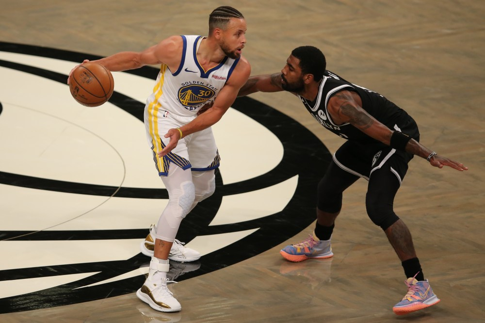 Warriors vs. Nets: The best photos from opening night