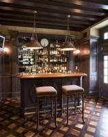 Wohnzimmer Bar – attraktive und stilvolle Ideen   nettetipps.de