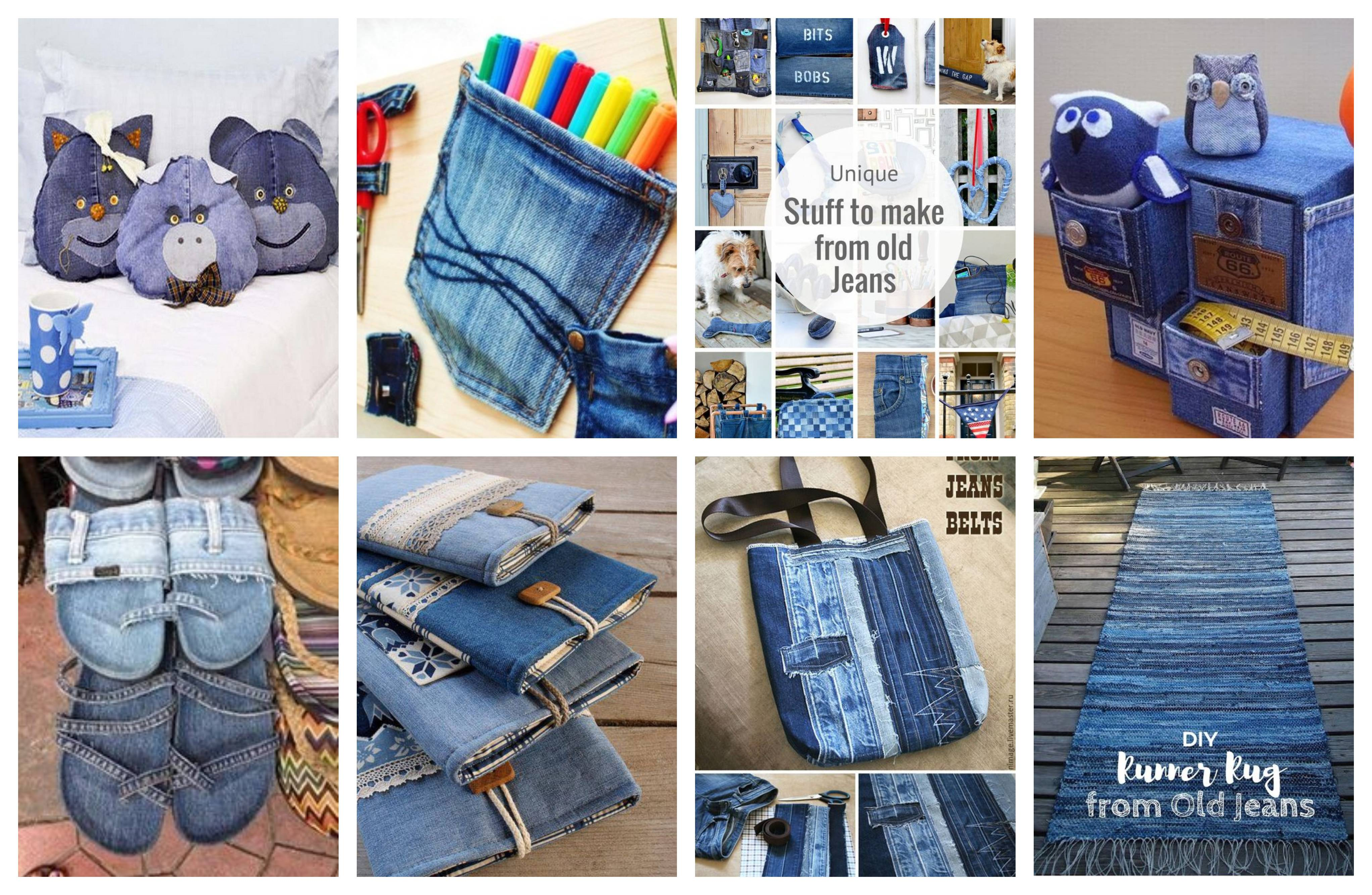 Zweite Chance Fur Eure Alten Jeans