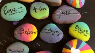 Steine Bemalen Setzen Sie Ihre Kreativitat Ins Spiel Trendomat Com