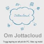 Jottacloud bedre enn Dropbox?