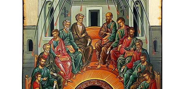 Pentecost Sunday, June 8, 2014