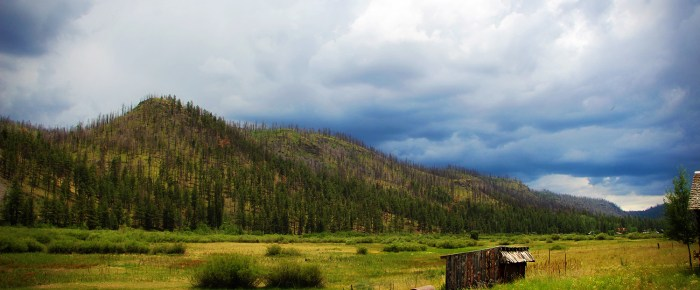 4th of July Weekend – Friday Afternoon (Mountain Scenery)