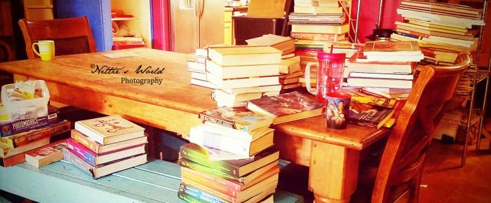 Books, books, books…