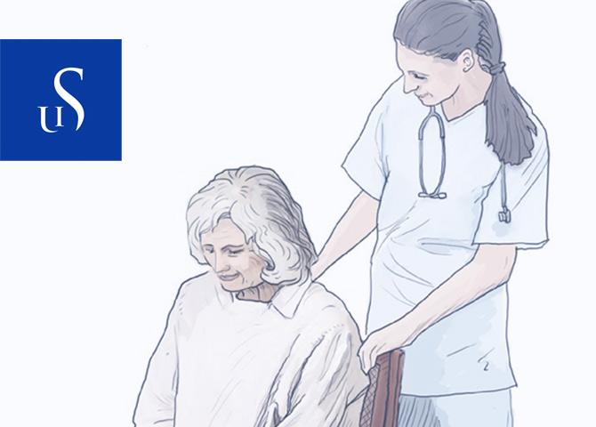 Sykepleie til pasient og pårørende. Del 2