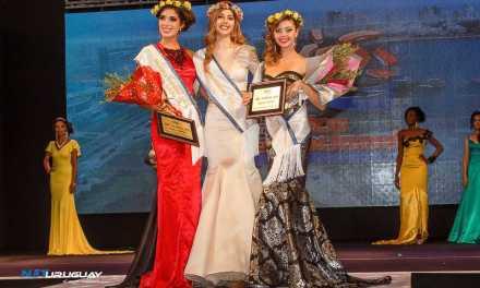 La española Elena Delicado es la nueva Miss Atlántico Internacional 2016