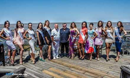 Comenzó Miss Atlántico Internacional: Presentación a la prensa