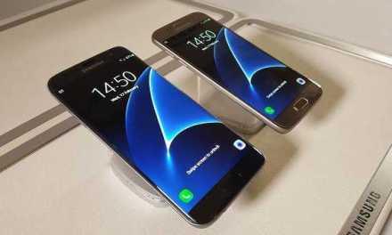 Samsung presentó al mundo los nuevos Galaxy S7 y Galaxy S7 Edge