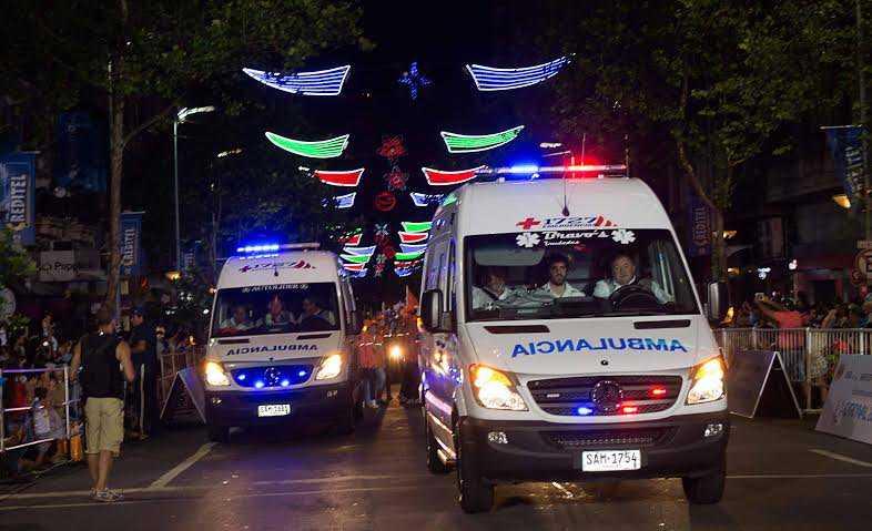 CASMU acompaña la celebración del Carnaval brindando atención médica en tablados y el Teatro de Verano