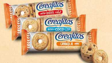 Cerealitas renovó su línea de galletitas dulces
