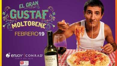 """El Gran Gustaf presentará su espectáculo """"Moltobene"""" en Enjoy Conrad"""