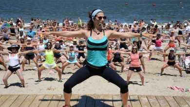 Ritmos y estilos se conjugan en OVO Beach para una nueva Master Class