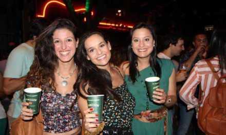Jameson inspiró la celebración de St. Patrick's Day en boliches de Pocitos y Ciudad Vieja
