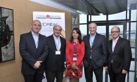 Costa Oriental y Grupo L'Oréal firman acuerdo para la instalación de centro de distribución logística en zona franca