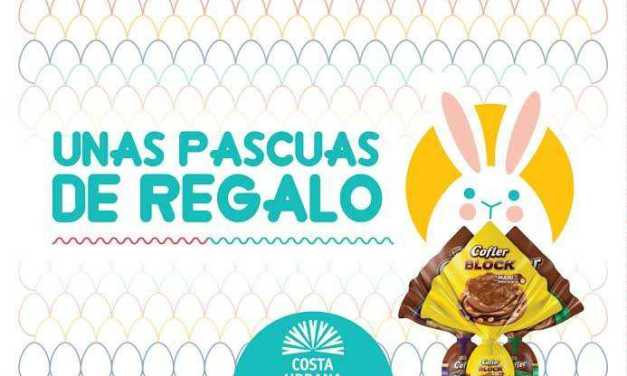Costa Urbana Shopping endulza las Pascuas con huevos de chocolate Cofler