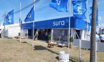 SURA presentó sus servicios y productos financieros al agro uruguayo