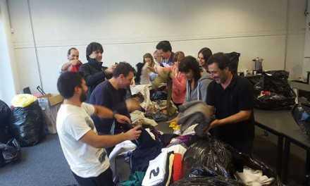 Partieron los ómnibus de CUTCSA rumbo a Dolores y San José para entregar donaciones