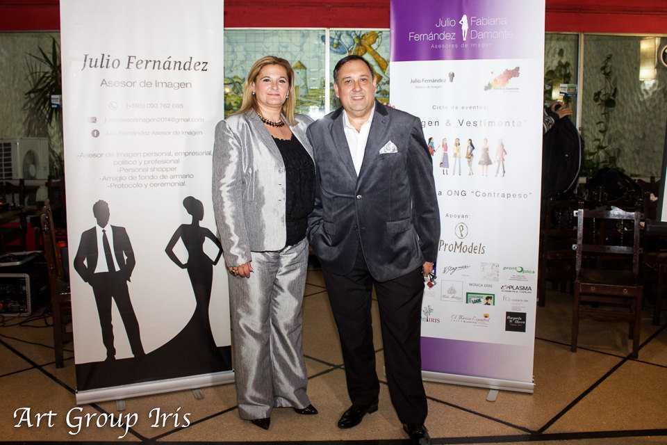 Un nuevo evento de Imagen&Vestimenta se realizó en el Club Español de Montevideo