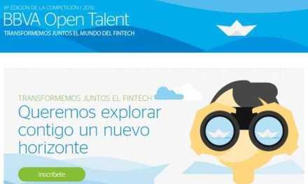BBVA lanza la 8ª edición de su competición para 'startups' de 'fintech' BBVA Open Talent