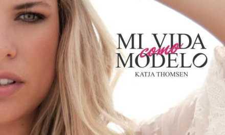 Katja Thomsen presenta su libro «Mi vida como modelo», imperdible manual para las nuevas generaciones