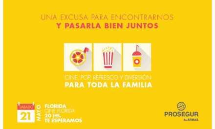 """Prosegur realizará una función gratuita de """"Angry Birds"""" en el cine Florida"""